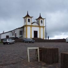 A Ermida da Padroeira - Igreja - Serra da Piedade