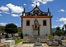 Cemitério em Caeté
