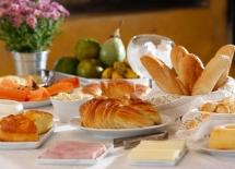 Café da Manhã delicioso